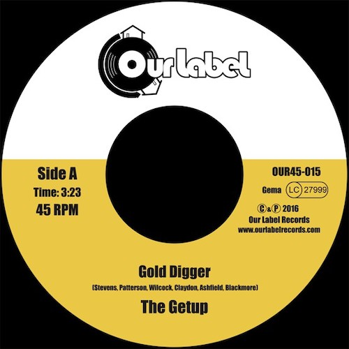 Gavin Weiss Mastering The Getup – Gold Digger
