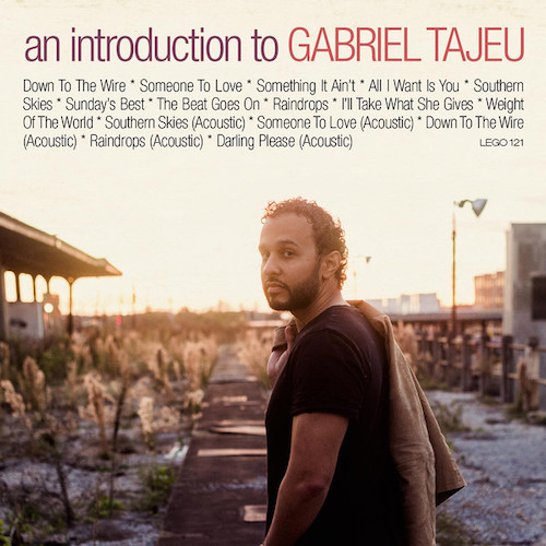 Gavin Weiss Mastering Gabriel Tajeu ‎– An Introduction To Gabriel Tajeu